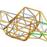 1102-Side Rail Assembly