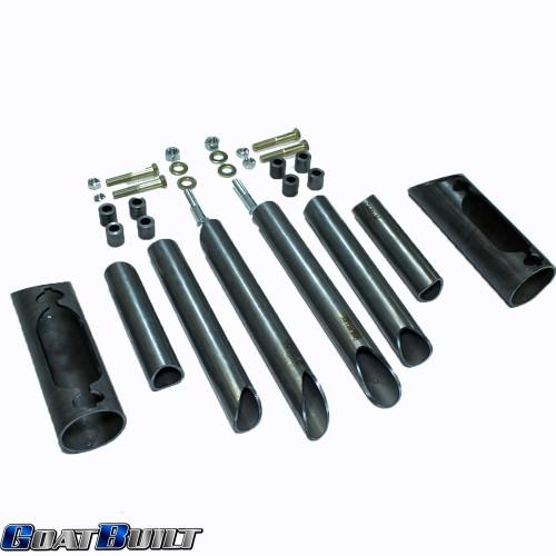 1164-4 IBEX Rear Air Bump Kit 4-Seat