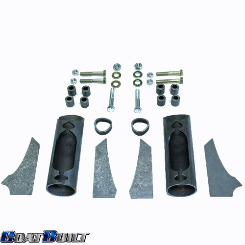 1164 IBEX Front Air Bump Kit