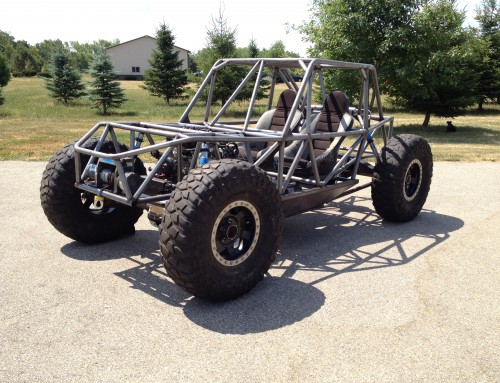 Exclusive Australian distributor of Ibex chassis kits