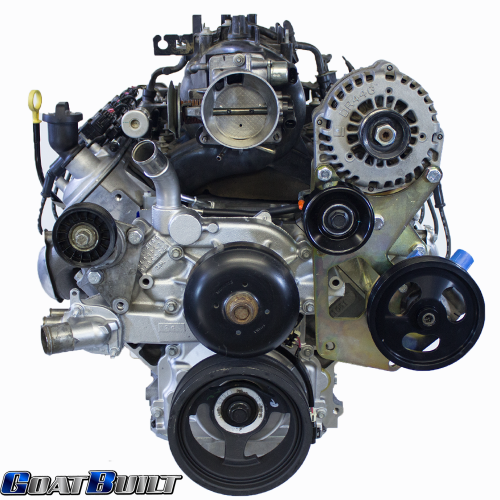 Truck LS Engines (4.8, 5.3, 6.0, 6.2)