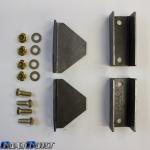 IBEX Removable Transmission Crossmember Brackets