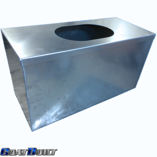 Race Approved Aluminum Can 1155-50