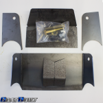 Rear Axle Uppoer Control Arm Bracket Kit Fab Housing 1132-10