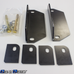 Small Block Ford Engine Mount Bracket Set