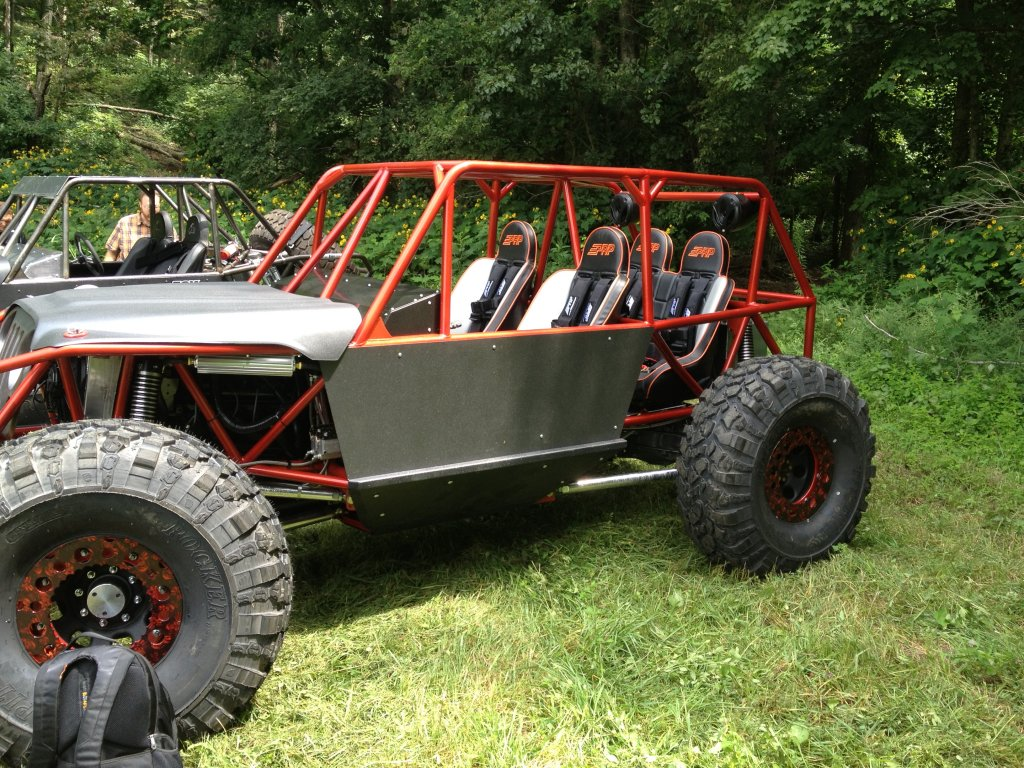 Ibex 4 Seat Chassis Goat Built