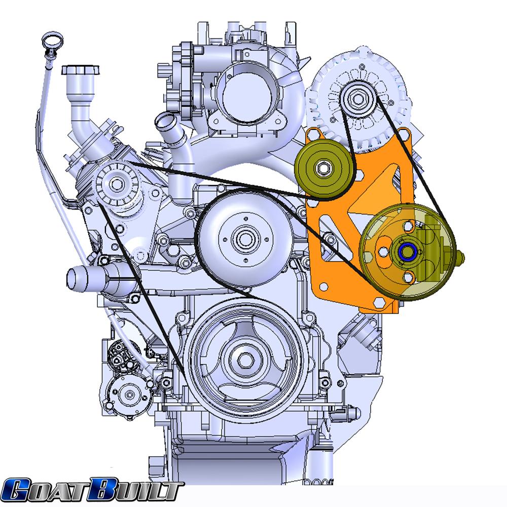 Diagram On How To Make The Ls1 Alternator 1 Wire Alternator Wiring Jpg