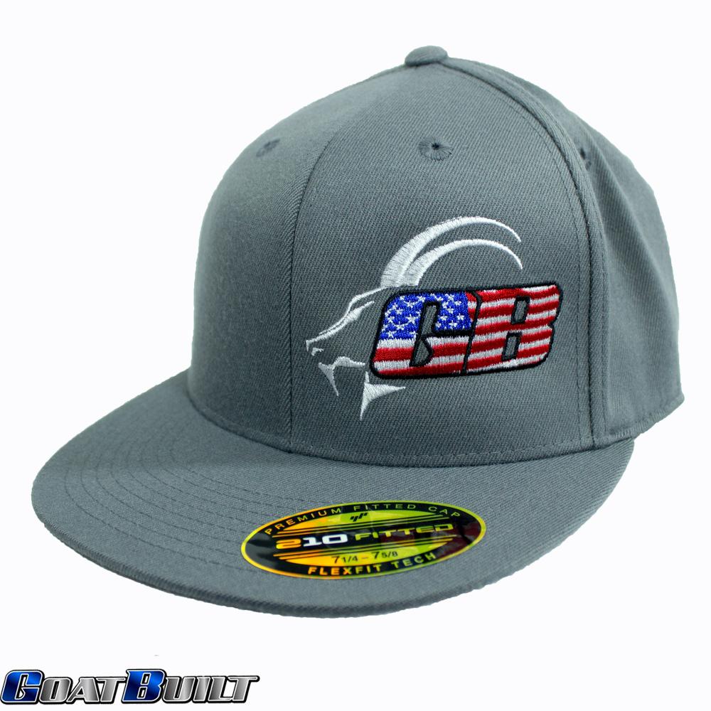 Goatbuilt Flex Fit Hat