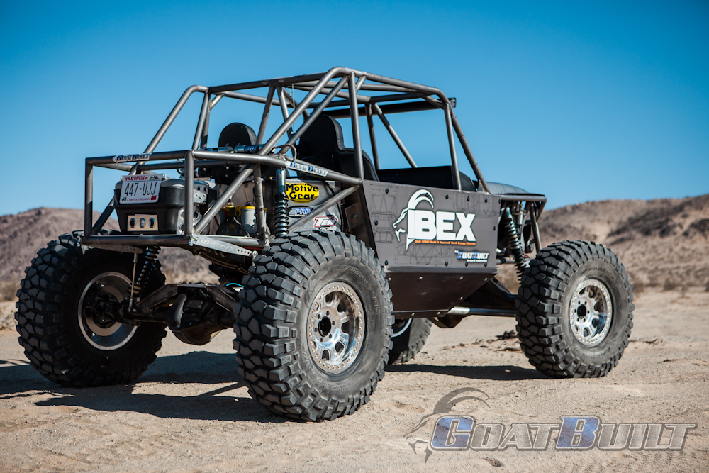Goat Built – Manufacture of the IBEX weld it yourself Rock Crawler